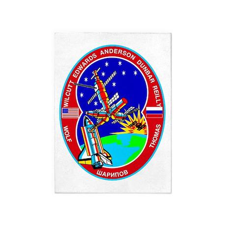 Nice STS 89 Endeavour 5u0027x7u0027Area Rug