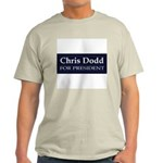 CHRIS DODD 2008 Ash Grey T-Shirt
