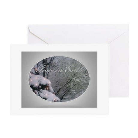 Christmas Custom Greeting Card #8050