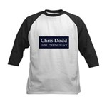 CHRIS DODD 2008 Kids Baseball Jersey