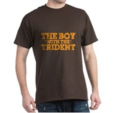 The Boy With The Trident T-Shirt