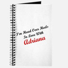 In Love with Adriana Journal