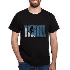 Downhill Skiing Logo T-Shirt