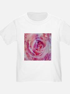 fractal rose T-Shirt