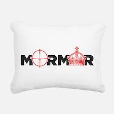 Mormor Rectangular Canvas Pillow
