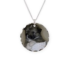 IcelandicSheepdog009 Necklace
