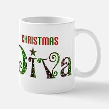 christmas diva Mugs
