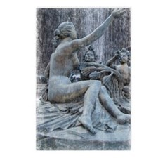 Diana Roman Goddess of th Postcards (Package of 8)