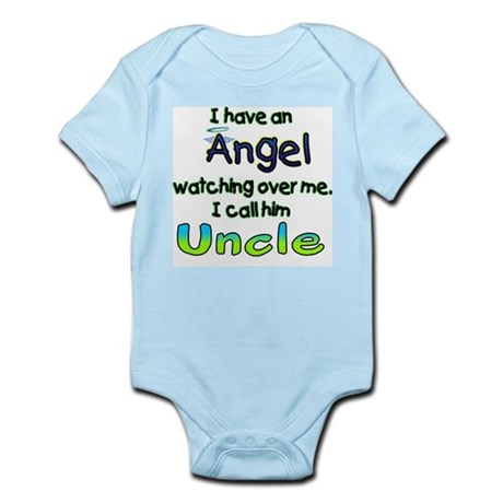 ANGEL CALLED UNCLE Body Suit