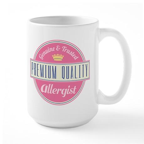 Allergist Vintage Gift Large Mug