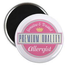 Allergist Vintage Gift Magnet