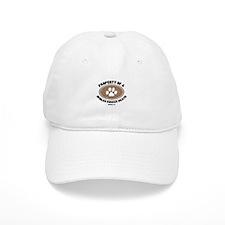 Cocker Westie dog Baseball Cap