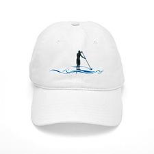 Stand Up Paddle-Waves Baseball Baseball Cap