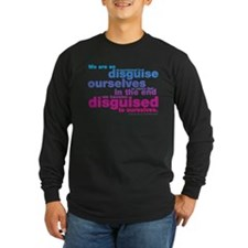 Disguised Long Sleeve T-Shirt