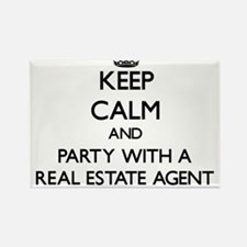 Keep Calm and Party With a Real Estate Agent Magne
