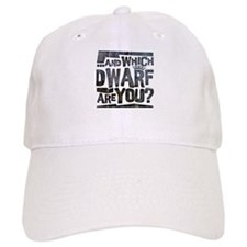 And Which Dwarf Are You? Baseball Cap