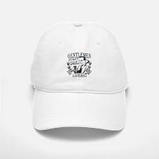 Gentlement Start Your Livers -dark Baseball Baseball Cap