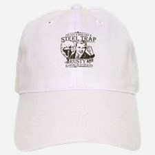 steel-trap-darks.png Baseball Baseball Cap