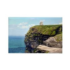 Cliffs of Moher 2 Rectangle Magnet
