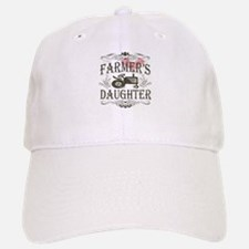 farmer-white-distress.png Baseball Baseball Cap