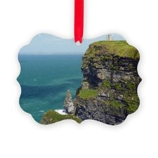 Cliffs of Moher 3 Ornament