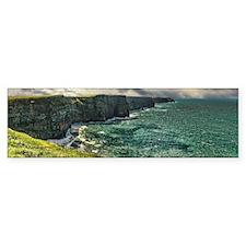 Cliffs of Moher 6 Bumper Sticker