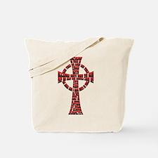 Saints Prayer Tote Bag