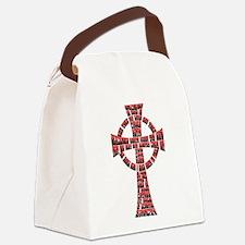 Saints Prayer Canvas Lunch Bag