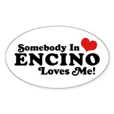 Encino California Decal