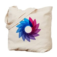 BiFlower Tote Bag