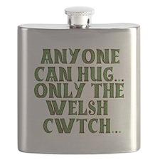 Hug And Cwtch Flask