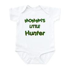 Mommy's little Hunter Infant Bodysuit