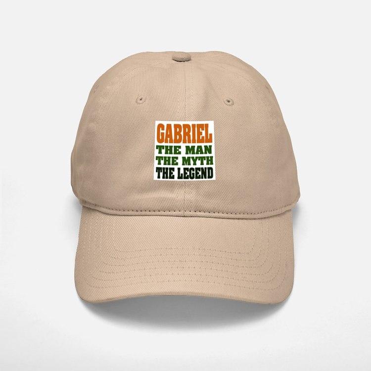 GABRIEL - the legend! Baseball Baseball Cap