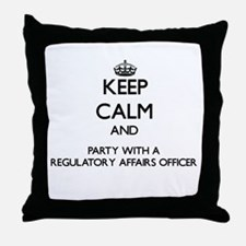 Keep Calm and Party With a Regulatory Affairs Offi