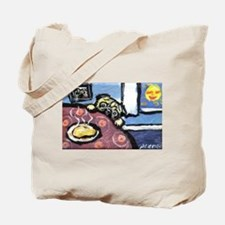 PUG chicken soup Tote Bag