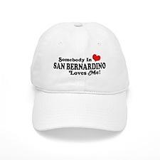 San Bernardino Baseball Cap