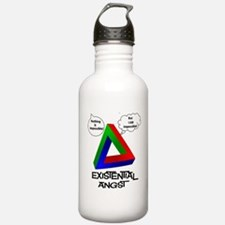 Existential Angst - Pe Water Bottle