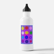 Ellipses Water Bottle