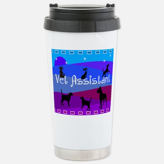 Vet Assistant 1 Travel Mug