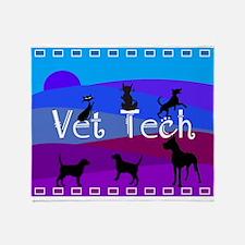Vet Tech Blanket 2 Throw Blanket