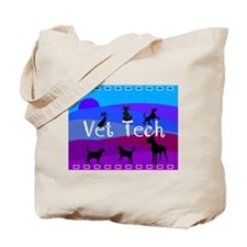 Vet Tech Blanket 2 Tote Bag