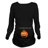 Baby expecting Dark Maternity Long Sleeves