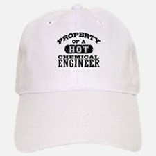 Property of a Hot Chemical Engineer Baseball Baseball Cap