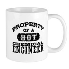 Property of a Hot Chemical Engineer Mug