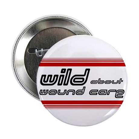 Wild About Wound Care - Button