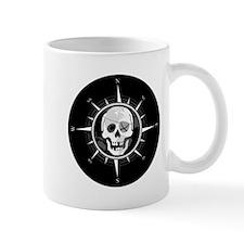 Pirate Compass Mug