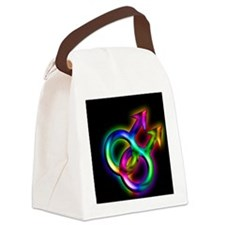 for the ladies Canvas Lunch Bag
