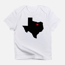 Home State - Texas Infant T-Shirt