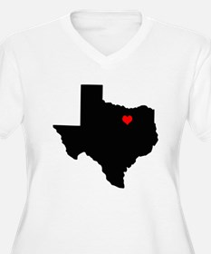 Home State - Texas Plus Size T-Shirt
