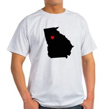 Home State - Georgia T-Shirt